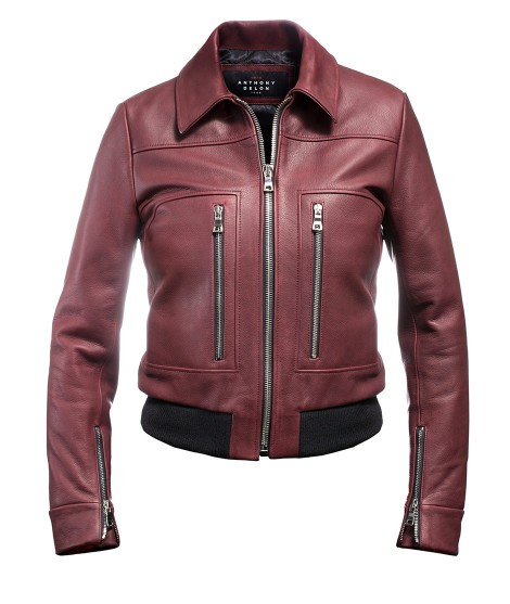 Women's jacket Burgundy...