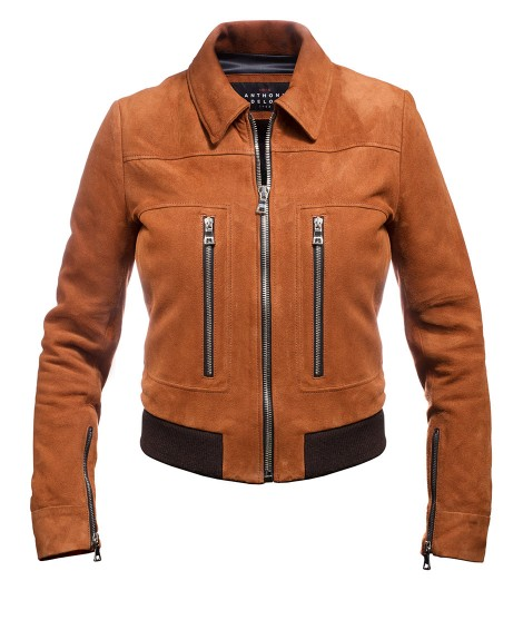 Women's jacket Tobacco...
