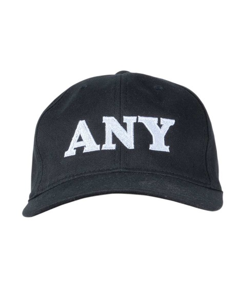 Cap black ANY